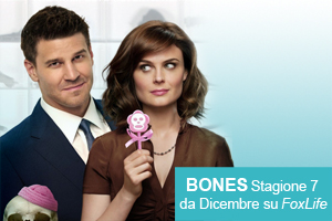 Bones 7 dal 5/12 su FoxLife